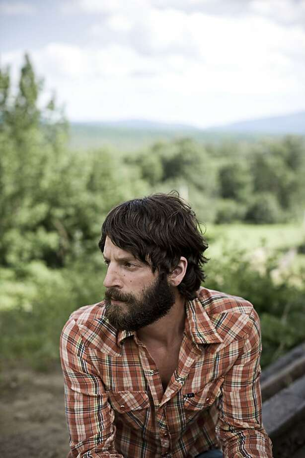 Singer Ray LaMontagne  Ran on: 11-02-2008 Singer Ray LaMontagne tends to be very critical of himself. Ran on: 11-02-2008 Photo: Big Hassle Publicity 2008