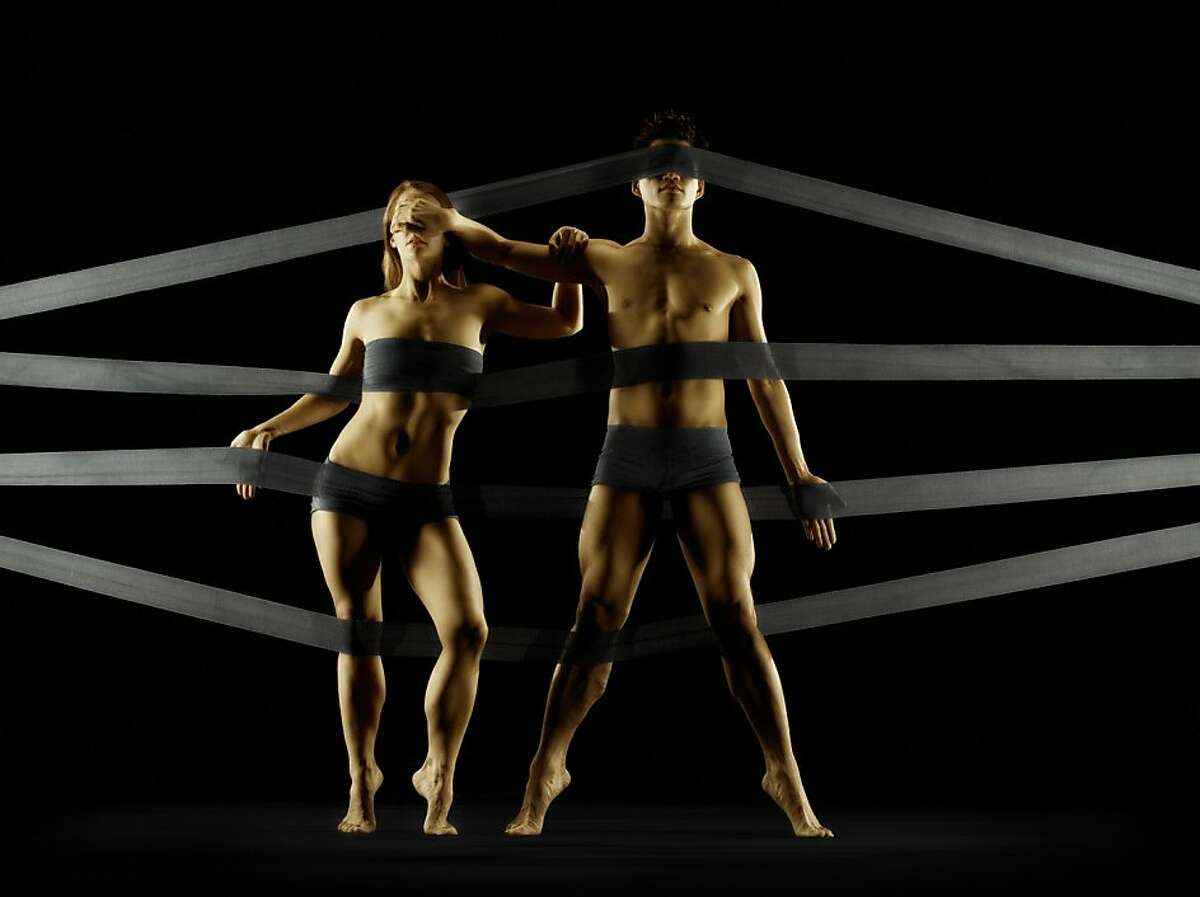 Laura Sharp & Dudley Flores of RAWdance