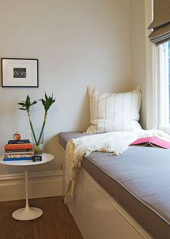 Master bedroom Photo: Jennifer Jones, Niche Interiors