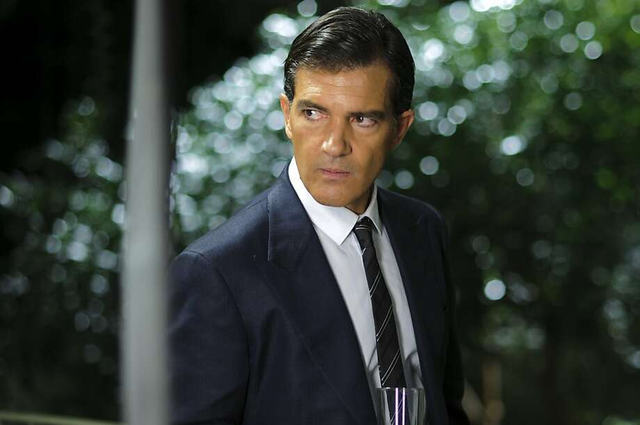 "Antonio Banderas as Doctor Robert Ledgard  in ""The Skin I Live In."" Photo: Jose Haro, Sony Pictures Classics"
