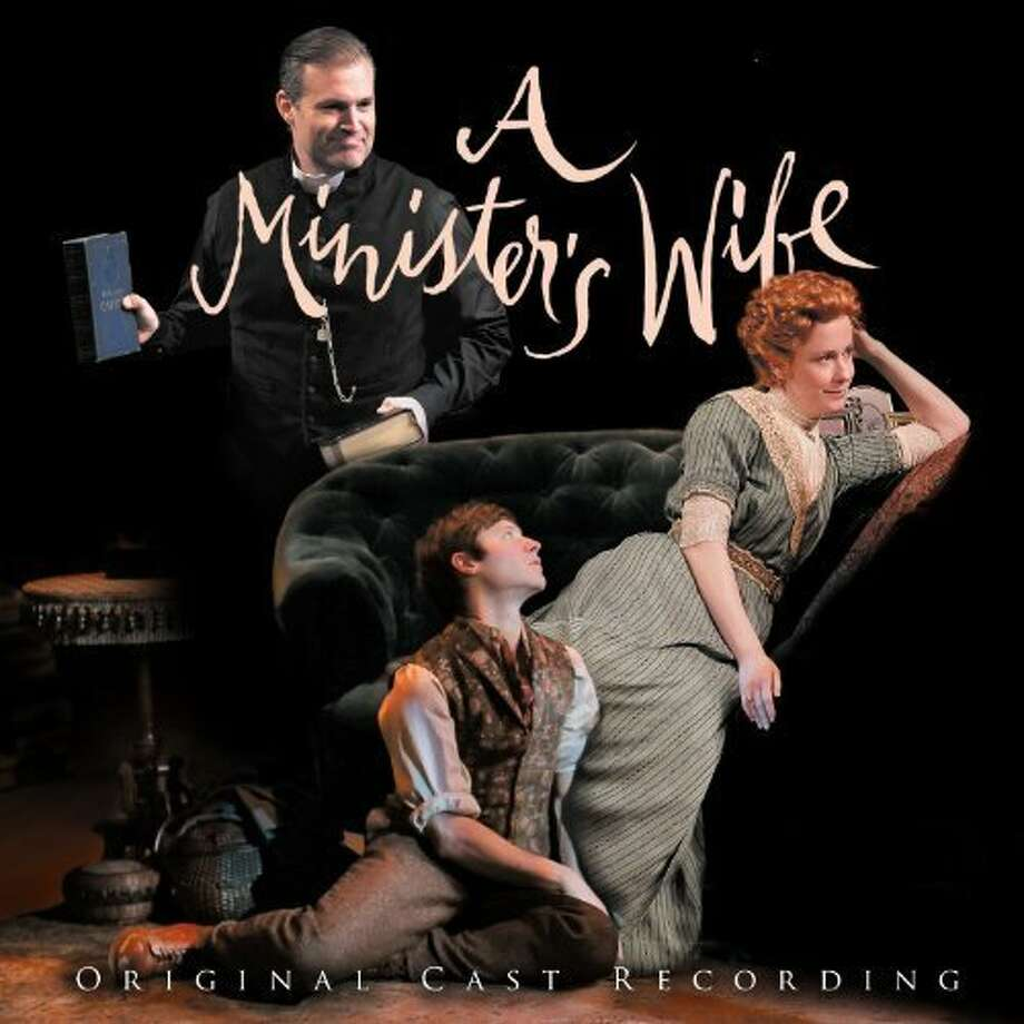 "CD cover: ""A Minister's Wife"" Broadway cast recording Photo: PS Classics"