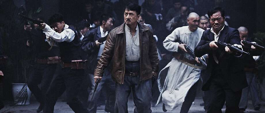 "Jackie Chan as Chinese revolutionary leader Huang Xing in ""1911."" The film, also co-directed by Chan, is the action star's 100th film. Photo: Well Go USA Entertainment, Variance Films"