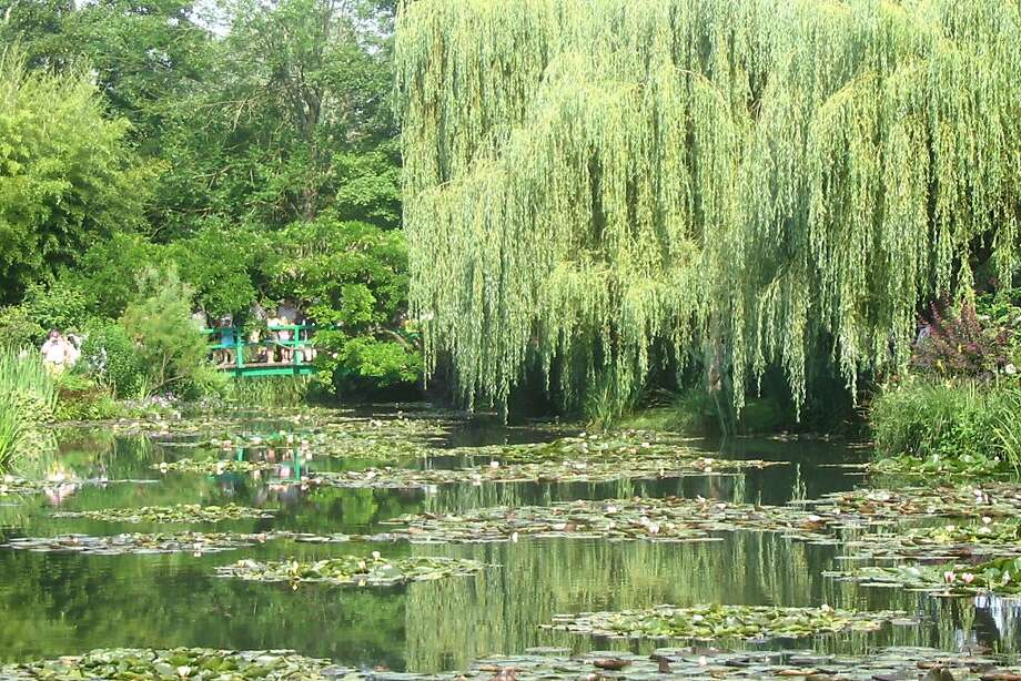 Monet's garden at Giverny is a living palette of color and inspiration. Photo: Robyn Cronin, Ricksteves.com
