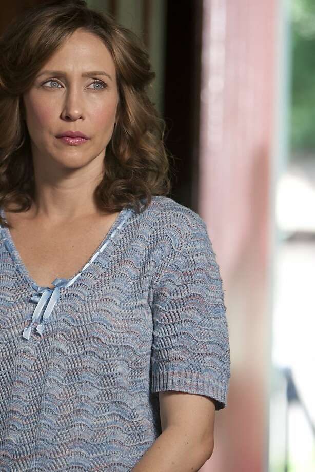 """""""Higher Ground"""": Vera Farmiga stars and directs the film about a woman struggling with her faith. Photo: Molly Hawkey, Sony Pictures Classics"""