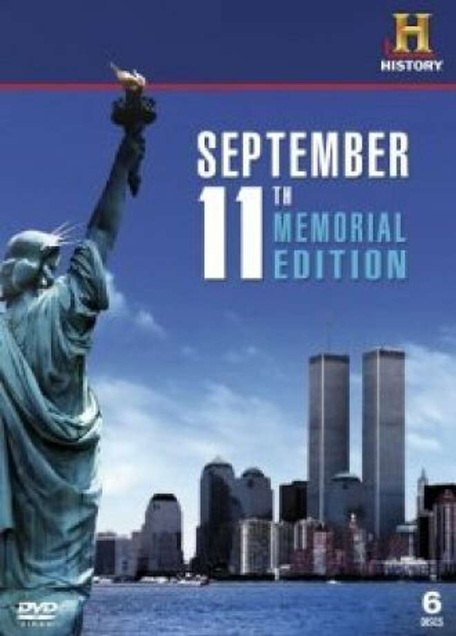 "DVD cover for ""Sept. 11 Memorial Edition"" set by the History Channel Photo: History Channel"