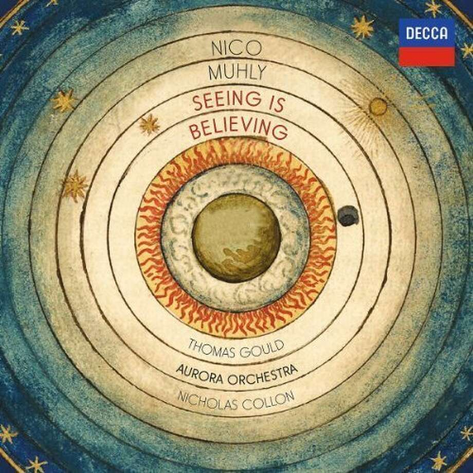 "CD cover for Nico Muhly's ""Seeing Is Believing."" Photo: Decca"