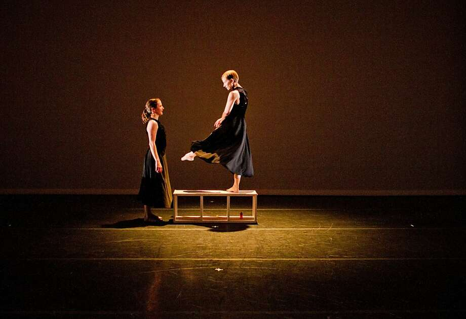 """Raissa Punkki's choreography is showcased in ODC/Dance's """"House Special"""" on Aug. 20. Photo: Rob Kunkle, Good Lux Photography"""