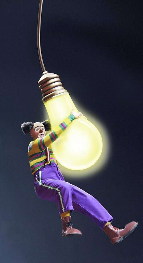 Clow Dustin Portillo will perform with the Ringling Bros. and Barnum & Bailey Circus Aug. 17-21 at HP Pavilion in San Jose, Sept. 1-5 at the Cow Palace in Daly City and Sept. 8-11 at Oracle Arena in Oakland. Program Book Photo: Ringling Bros. And Barnum & Bail
