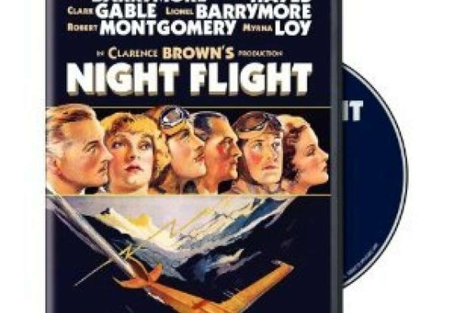 dvd cover NIGHT FLIGHT Photo: Warner Bros. Archive, Amazon.com