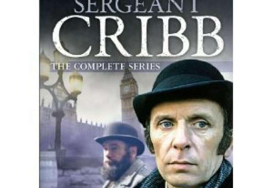dvd cover SERGEANT CRIBB: COMPLETE SERIES Photo: BFS Entertainment, Amazon.com