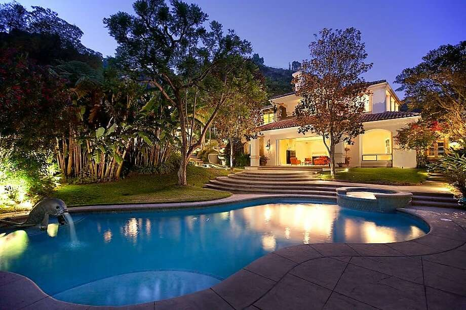 The Beverly Hills estate is listed for $8.995 million. Photo: Courtesy Of JoeBabajian.com
