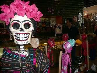La Catrina: Mexico's grande dame of death - SFGate