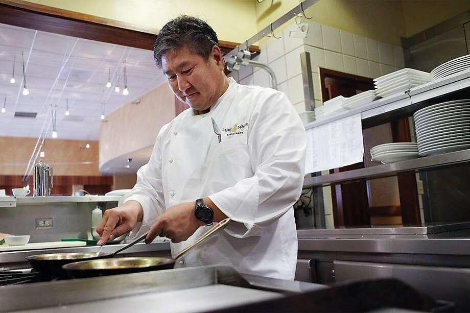 - Photo: Alan Wong Restaurants
