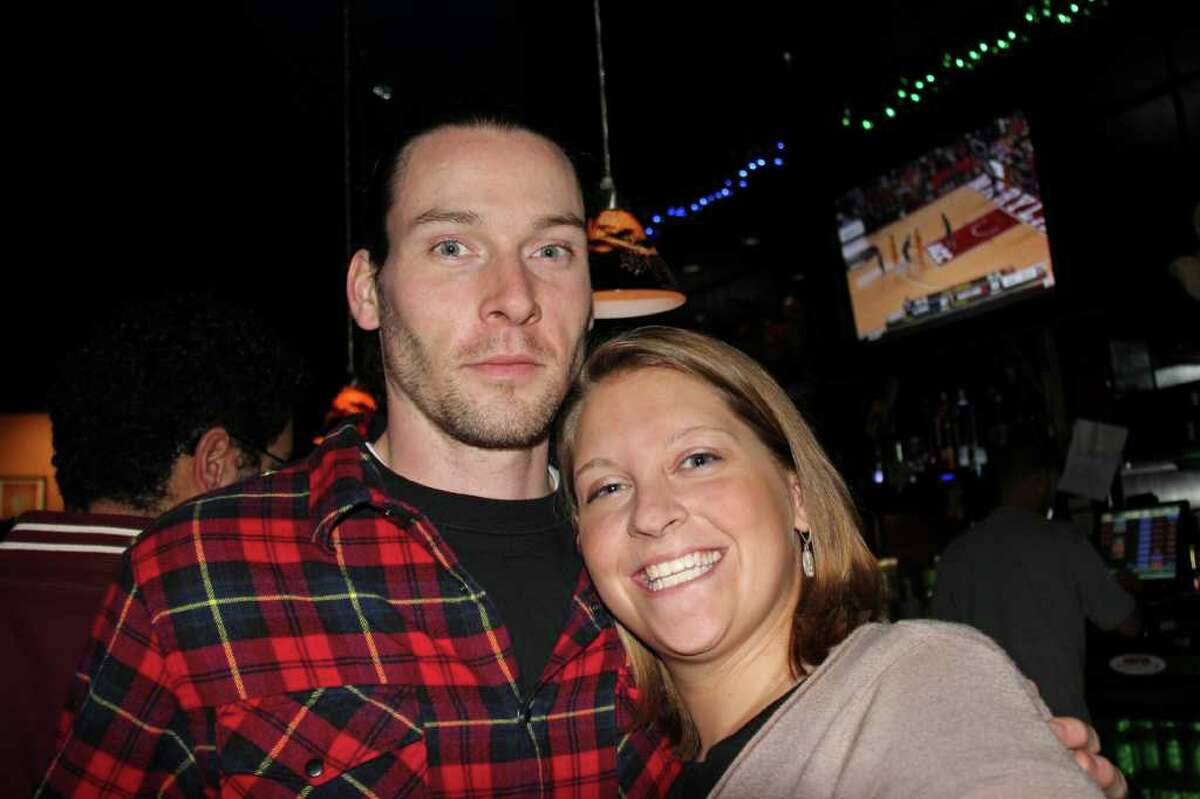 Were you Seen at the Naked and Famous Concert with Around the World and Back at Jillian's of Albany on Tuesday, November 29, 2011?