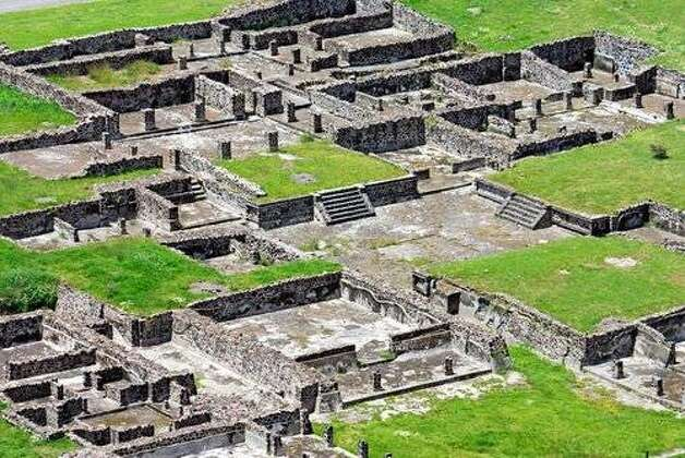 Inspired by Olmec culture, the city of Teotihuacan, about 25 to 30 miles northeast of Mexico City, is one of the country's most-visited ancient cities. Photo: Kate Connes, Shutterstock