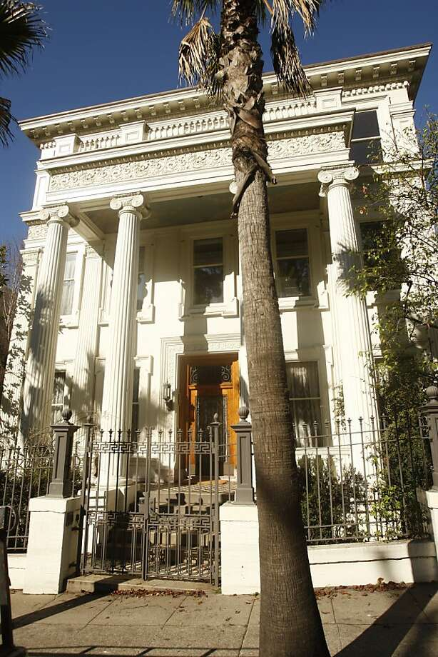 From 1967 to 1977 members of The Jefferson Airplane lived here in San Francisco, Calif. Photo: Craig Lee, The Chronicle