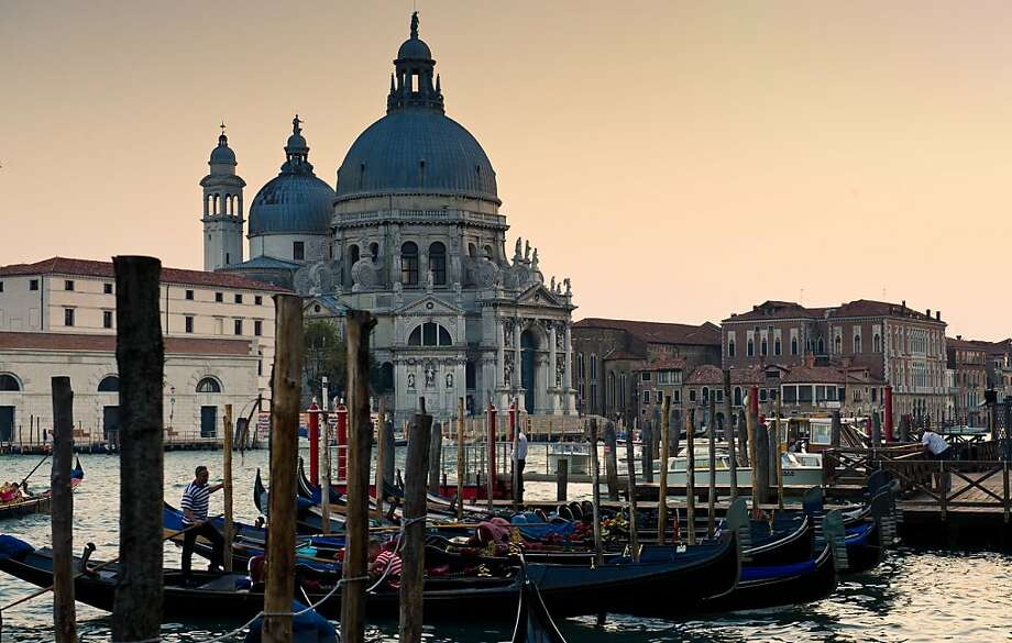 LONDON, ENGLAND - SEPTEMBER 09:  General View of the Chiesa di Santa Maria della Salute on September 9, 2011 in Venice, Italy. (Photo by Ian Gavan/Getty Images) Photo: Ian Gavan, Getty Images