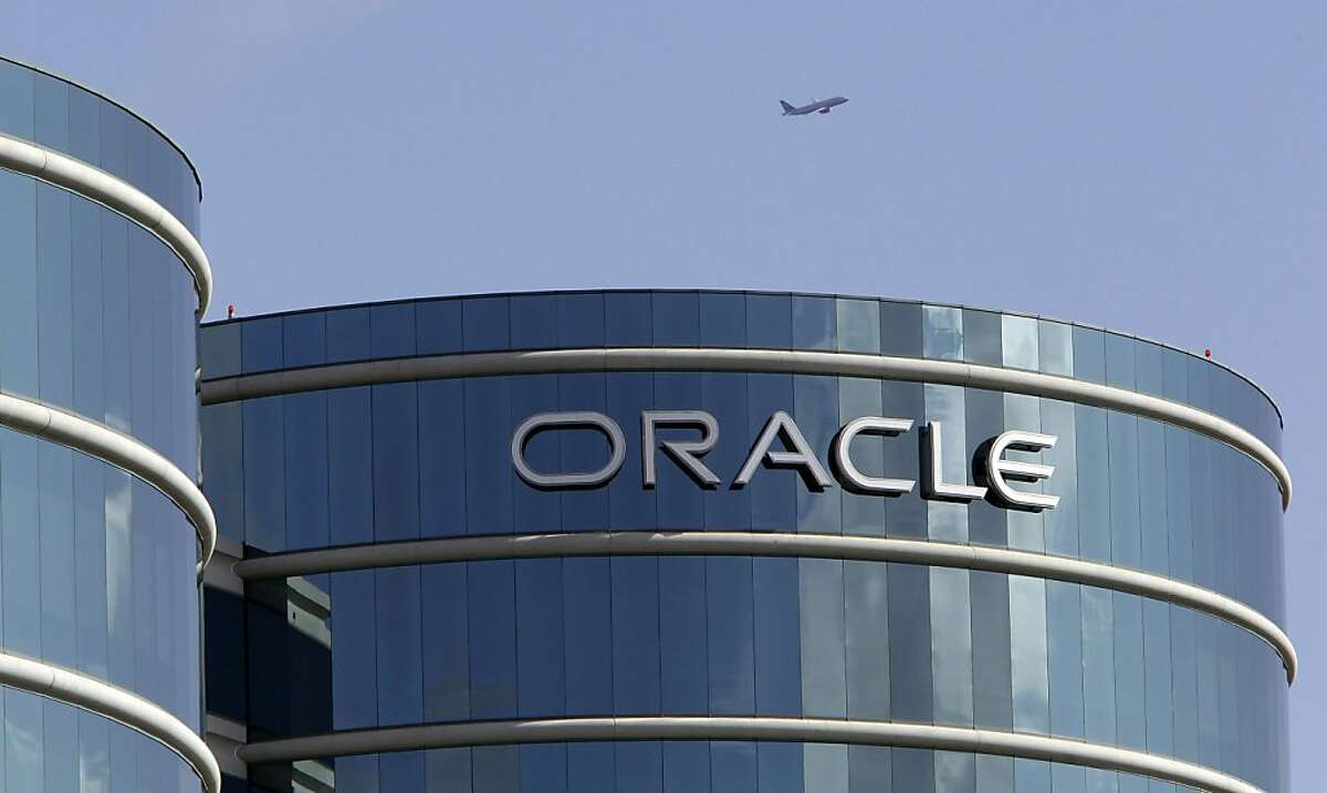 FILE - In this March 22, 2011 file photo, the exterior of Oracle headquarters is shown in Redwood City, Calif. Oracle Corp. is scheduled to report its fiscal third quarter results Thursday, June 23, 2011, after the market close.(AP Photo/Paul Sakuma, file) Ran on: 06-30-2011 Hewlett-Packard lawsuit claims Oracle went from partner to antagonist by breaching agreements.