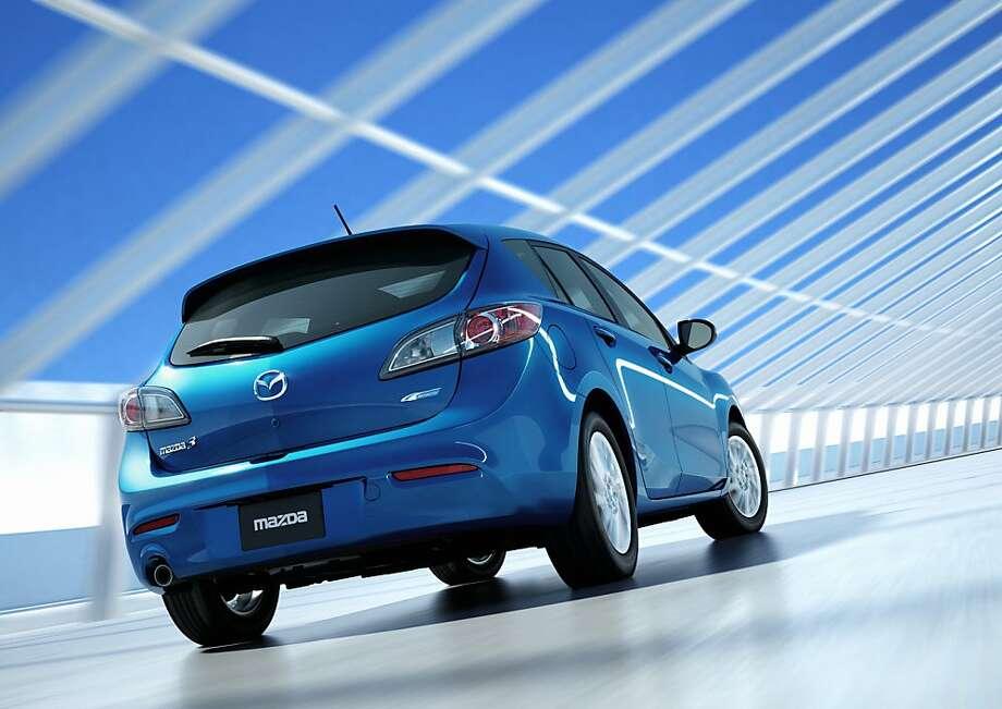 - Photo: Courtesy Of Mazda