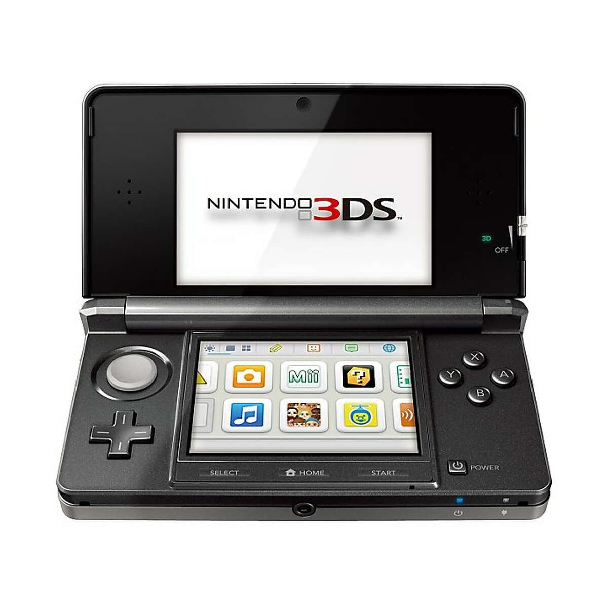 Nintendo's new 3DS system has a touch screen on the bottom and an adjustable 3D screen at top that works without special glasses. Ran on: 03-22-2011 Nintendo's new 3DS features a touch-screen on bottom, and a 3-D adjustable screen, top.