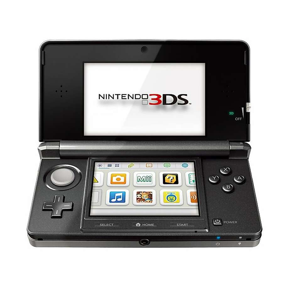 Nintendo's new 3DS system has a touch screen on the bottom and an adjustable 3D screen at top that works without special glasses.   Ran on: 03-22-2011 Nintendo's new 3DS features a touch-screen on bottom, and a 3-D adjustable screen, top. Photo: Nintendo