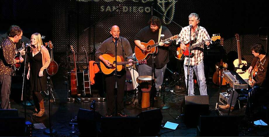 Giants third-base coach Tim Flannery is playing Wednesday night at 8 p.m. at Yoshi's in a concert to raise money for injured Giants fan Bryan Stow. Photo: Dennis Anderson
