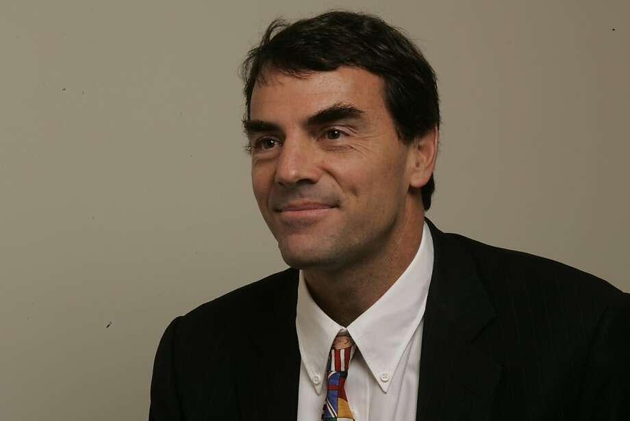 draper_015_021505_jlt.jpg  Event on 2/16/05 in San Francisco.  Tim Draper is the head of Draper, Fisher, and Jurvetson, which is a venture capital firm.  Chronicle photo by Jerry Telfer / The Chronicle  Ran on: 03-13-2005   Ran on: 03-13-2005   Ran on: 03-13-2005   Ran on: 03-13-2005   Ran on: 03-13-2005   Ran on: 11-06-2011 Venture capitalist Tim Draper: Likes Buck's, but prefers the Rosewood for events across from his headquarters. Photo: Jerry Telfer, The Chronicle 2005