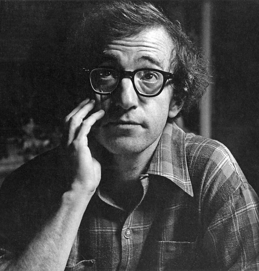 "Woody Allen is the subject of a documentary on PBS ""American Masters"" Nov. 20 and 21. (MCT) Photo: Handout, MCT"