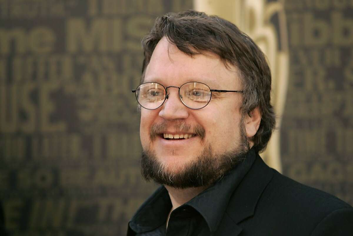 """Mexican director Guillermo Del Toro appears at the foreign language film press event in preparation for the 79th Annual Academy Awards in Hollywood, California in this February 23, 2007 file photo. Del Toro was named April 23, 2008 to direct a movie based on the J.R.R. Tolkien book """"The Hobbit"""" and a film sequel. REUTERS/Robert Galbraith/Files (UNITED STATES) Ran on: 04-26-2008 Tom Cruise Ran on: 04-26-2008 Ran on: 04-26-2008"""