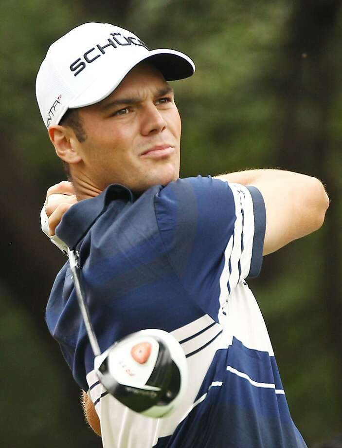 SHANGHAI, CHINA - NOVEMBER 06:  Martin Kaymer of Germany hits his tee shot on the 13th hole during the final round of the WGC-HSBC Champions at Sheshan International Golf Club on November 6, 2011 in Shanghai, China.  (Photo by Scott Halleran/Getty Images) Photo: Scott Halleran, Getty Images