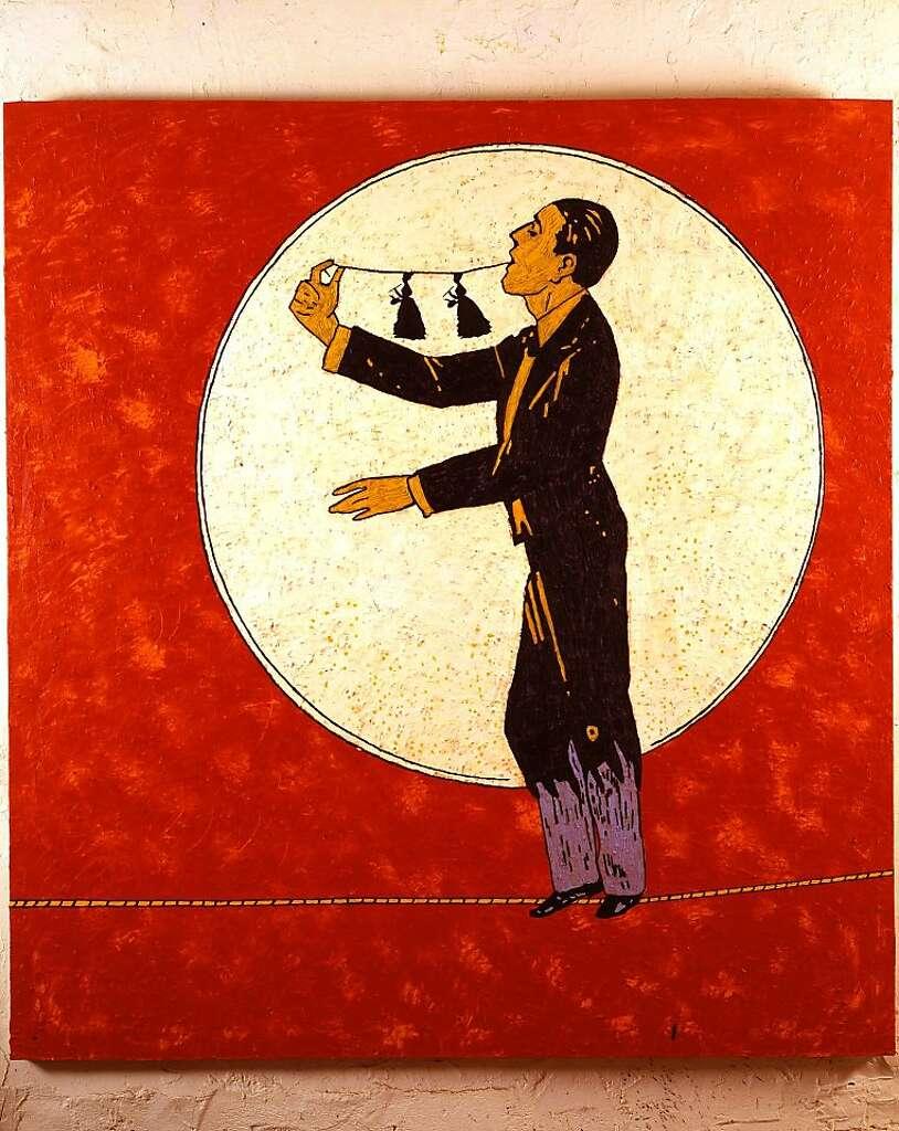 houdini art and magic at contemporary jewish sfgate