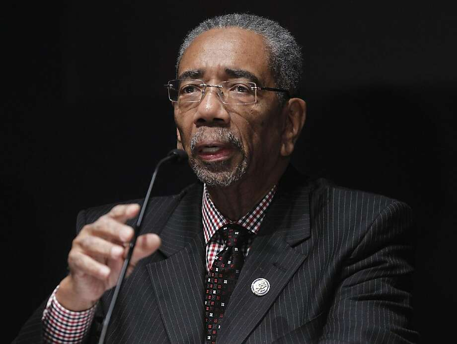 Rep. Bobby Rush, D-Ill., takes part in a congressional round-table on college sports, offering their perspectives on current state of NCAA athletics, Tuesday, Nov. 1, 2011, on Capitol Hill in Washington. (AP Photo/Pablo Martinez Monsivais)  Ran on: 11-02-2011 Photo caption Dummy text goes here. Dummy text goes here. Dummy text goes here. Dummy text goes here. Dummy text goes here. Dummy text goes here. Dummy text goes here. Dummy text goes here.###Photo: names02_PH_rush1320019200AP###Live Caption:Rep. Bobby Rush, D-Ill., takes part in a congressional round-table on college sports, offering their perspectives on current state of NCAA athletics, Tuesday, Nov. 1, 2011, on Capitol Hill in Washington. (AP Photo-Pablo Martinez Monsivais)###Caption History:Rep. Bobby Rush, D-Ill., takes part in a congressional round-table on college sports, offering their perspectives on current state of NCAA athletics, Tuesday, Nov. 1, 2011, on Capitol Hill in Washington. (AP Photo-Pablo Martinez Monsivais)###Notes:Bobby Rush###Special Instructions: Photo: Pablo Martinez Monsivais, ASSOCIATED PRESS