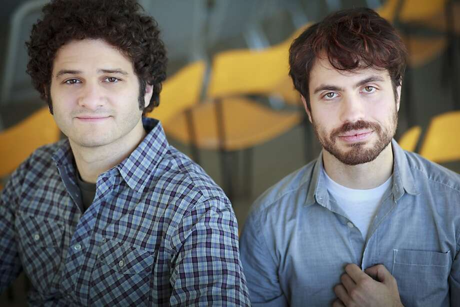Founders Dustin Moskovitz and Justin Rosenstein both left Facebook in 2008 to form Asana. Photo: Asana