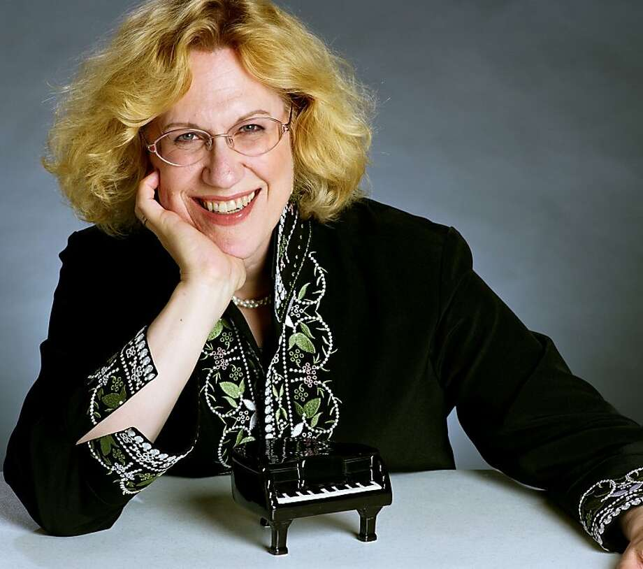 Sara Davis Buechner will be the guest artist at the OEBS season opening concert Photo: Oakland East Bay Symphony