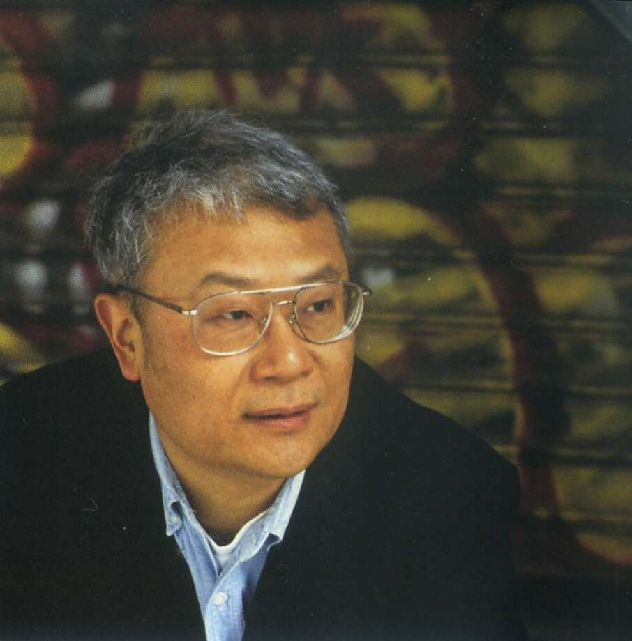 "Photo of author Ha Jin from the Jacket of his latest book, ""the Fall""   Ran on: 12-13-2009 Ha Jin explores Chinese immigrants' experiences. Photo: Jerry Bauer, Pantheon"