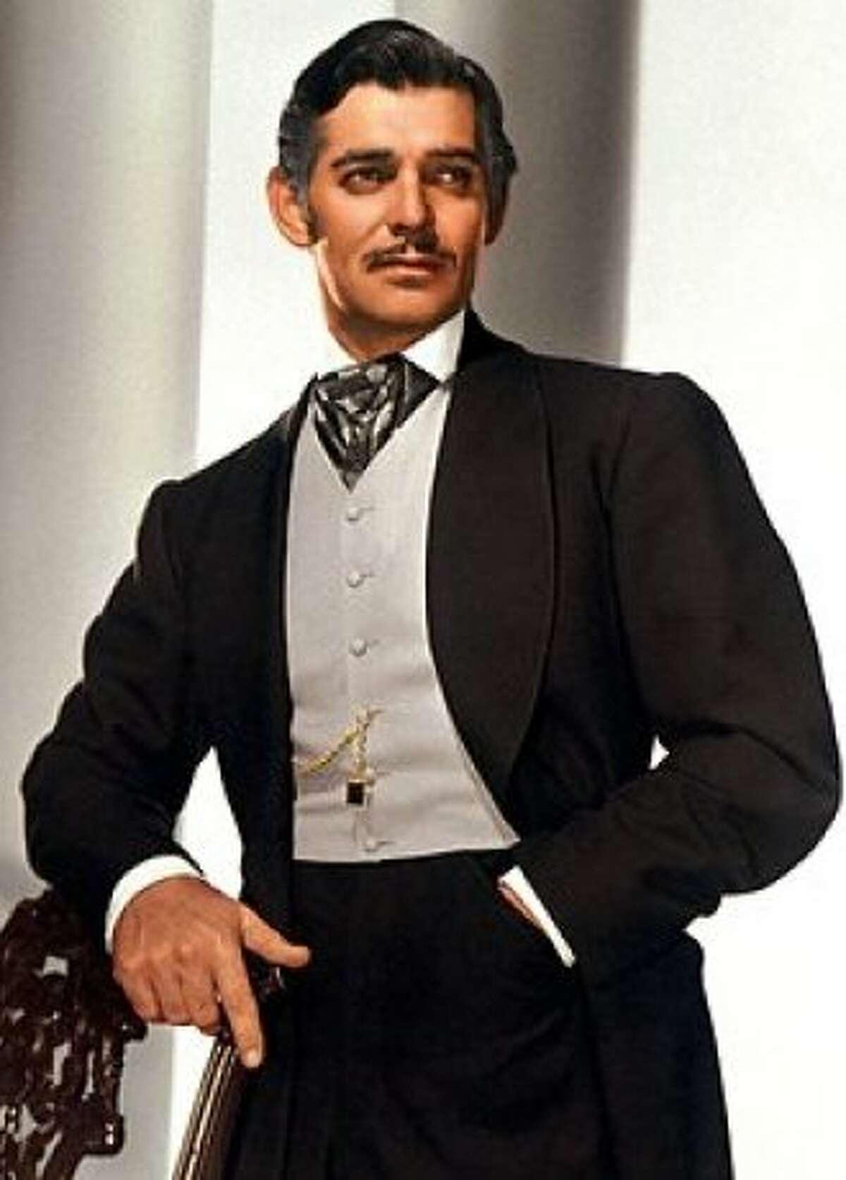 Clark Gable as Rhett Butler in