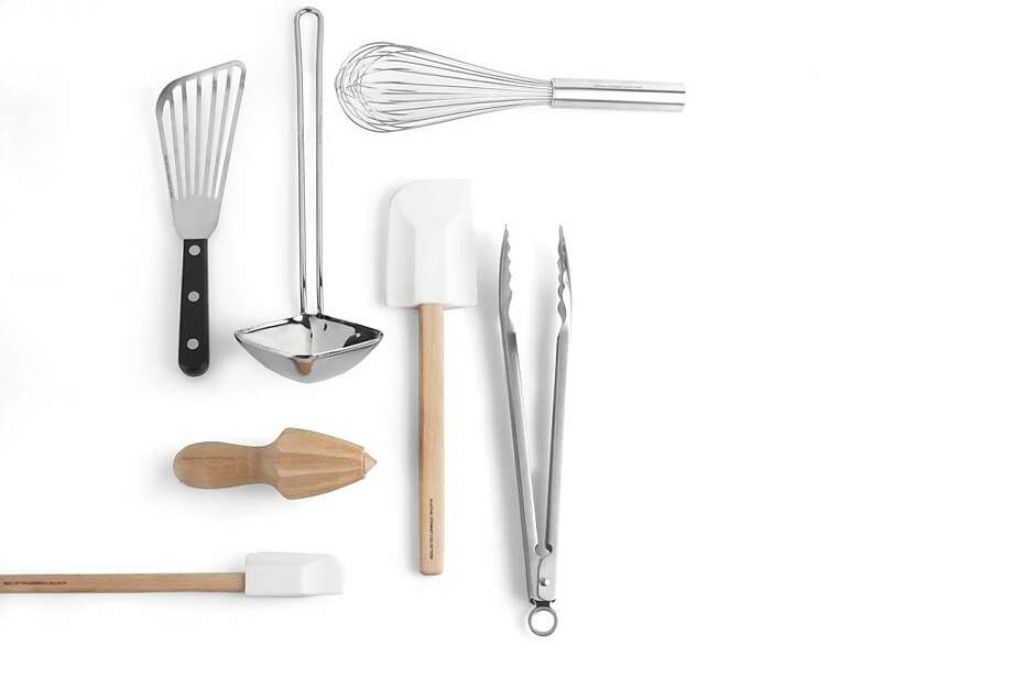 Cooking utensils from the Martha Stewart Collection Photo: Martha Stewart Collection