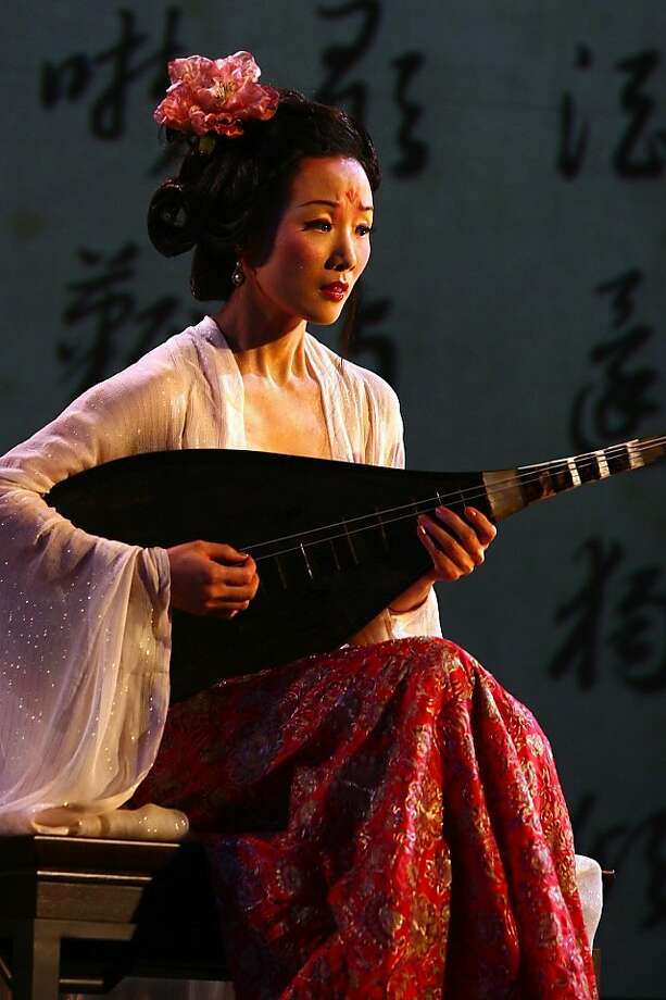Master Wang Xin Xin will perform at the San Francisco World Music Festival Photo: Xin Xin Nanguan Ensemble