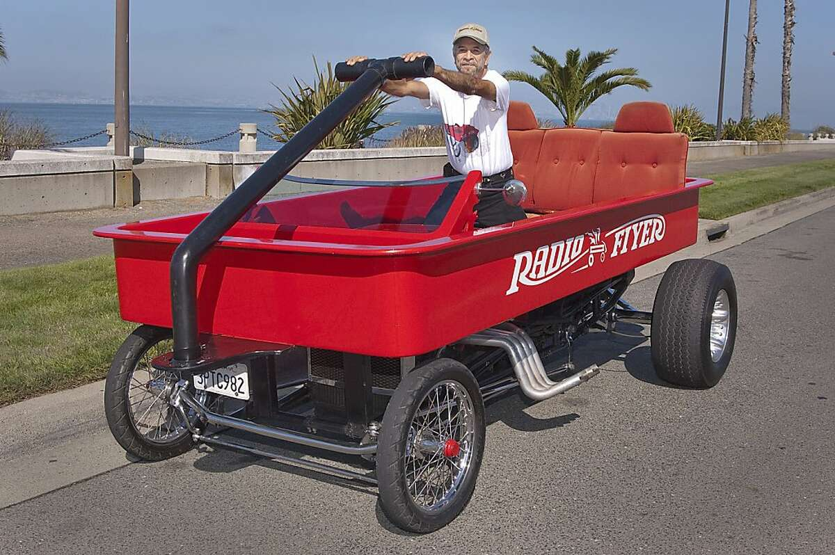 The Radio Flyer Wagon