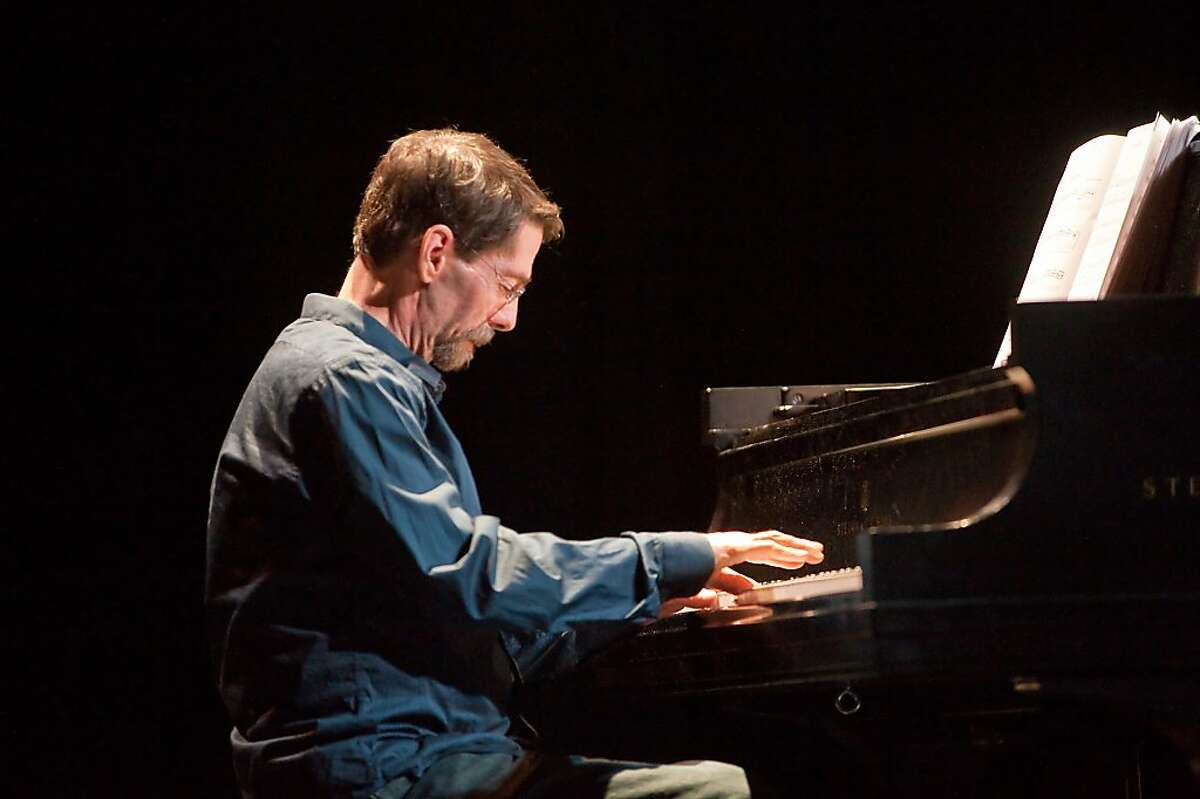 The Fred Hersch Ensemble performs