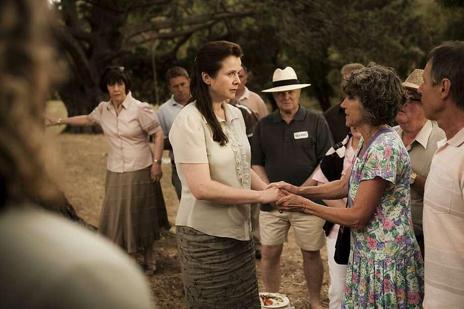 "Emily Watson stars in, ""Oranges and Sunshine."" Photo: Cohen Media Group"