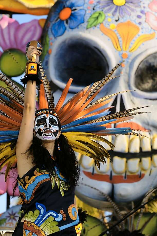 Day of the Dead celebration at the National Steinbeck Center. Photo: National Steinbeck Center