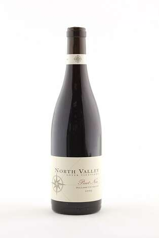 2009 Soter Vineyards North Valley Pinot Noir as seen in San Francisco, California, on Wednesday, October 12, 2011. Photo: Craig Lee, Special To The Chronicle