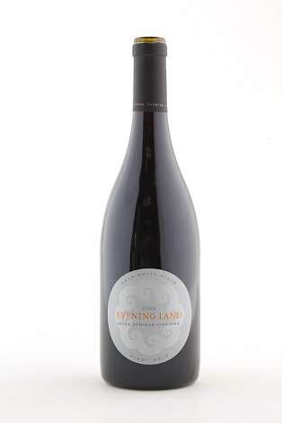 2009 Evening Land Vineyards Seven Springs Vineyard Pinot Noir as seen in San Francisco, California, on Wednesday, October 12, 2011. Photo: Craig Lee, Special To The Chronicle
