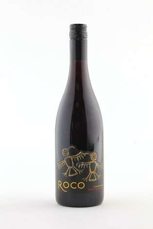 2009 Roco Winery Pinot Noir as seen in San Francisco, California, on Wednesday, October 12, 2011. Photo: Craig Lee, Special To The Chronicle