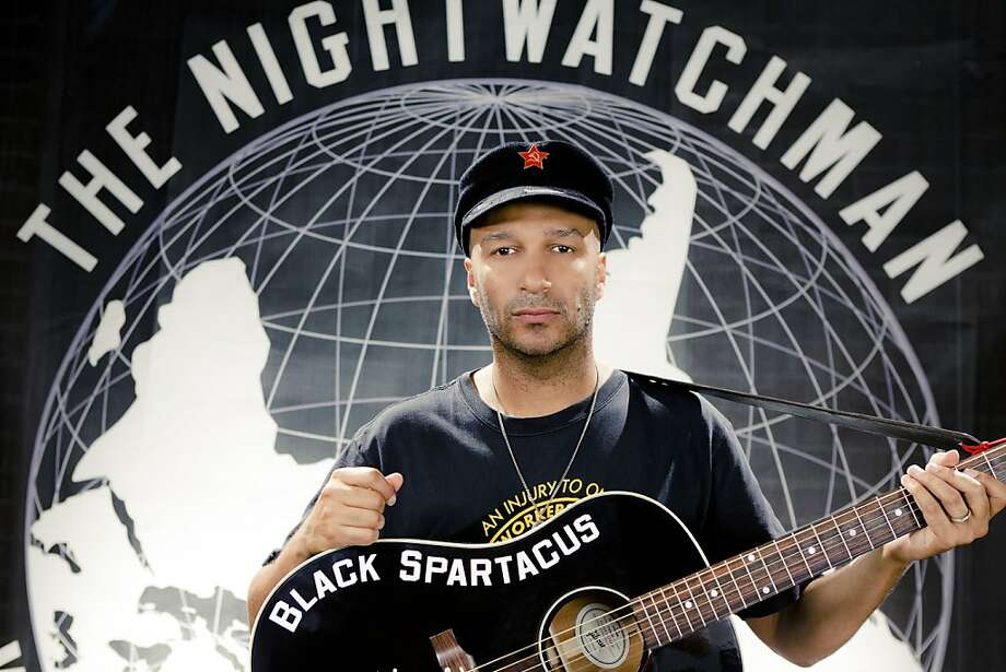 Tom Morello Photo: New West Records