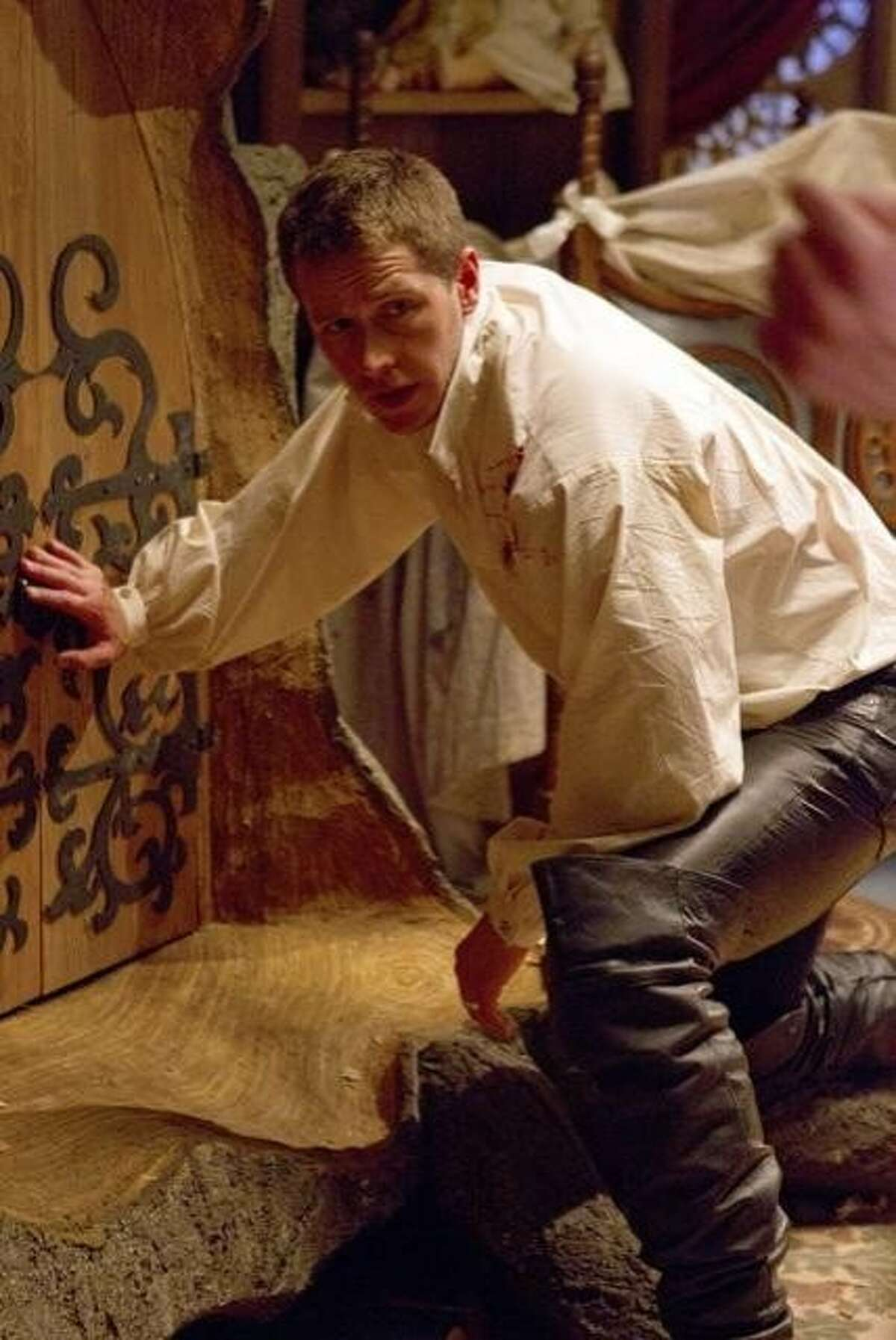 Josh Dallas in ONCE UPON A TIME -