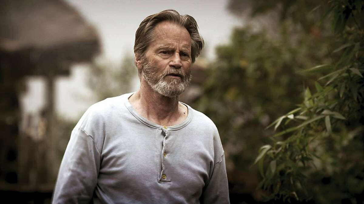 Sam Shepard has the title role in