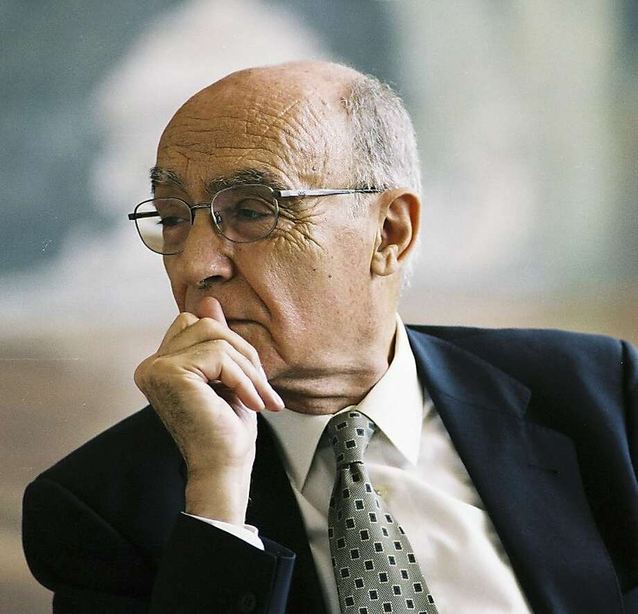 Jose Saramago Photo: Pedro Soares