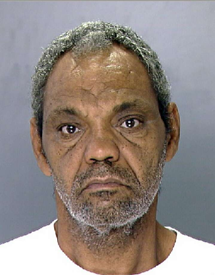This undated photo provided by the Philadelphia Police Department shows Eddie Wright. Wright is one of three people charged  following the discovery of four malnourished mentally disabled adults chained to a boiler in a locked northeast Philadelphia basement room that was too small for an adult to stand up straight and also reeked of waste from the buckets they used to relieve themselves, police said Sunday, Oct. 16, 2011. (AP Photo/Philadelphia Police Department) Photo: AP